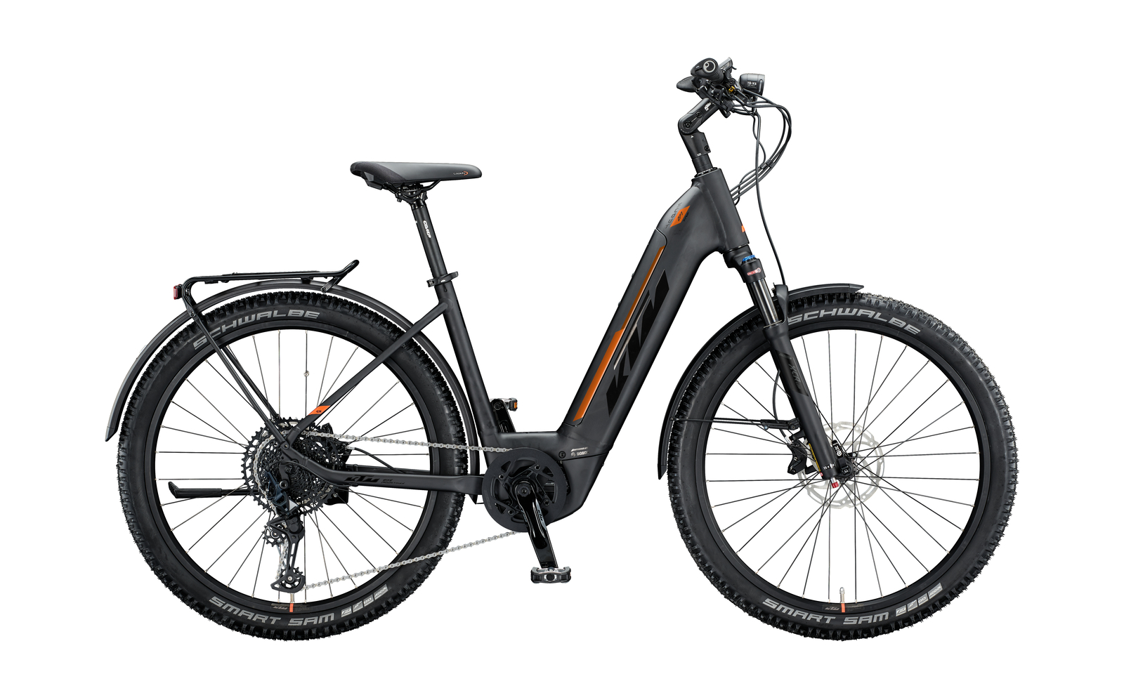 KTM Macina Scout E-Bike