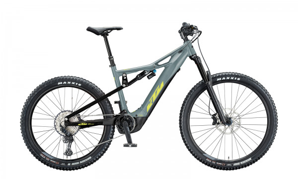 mountain e-bike
